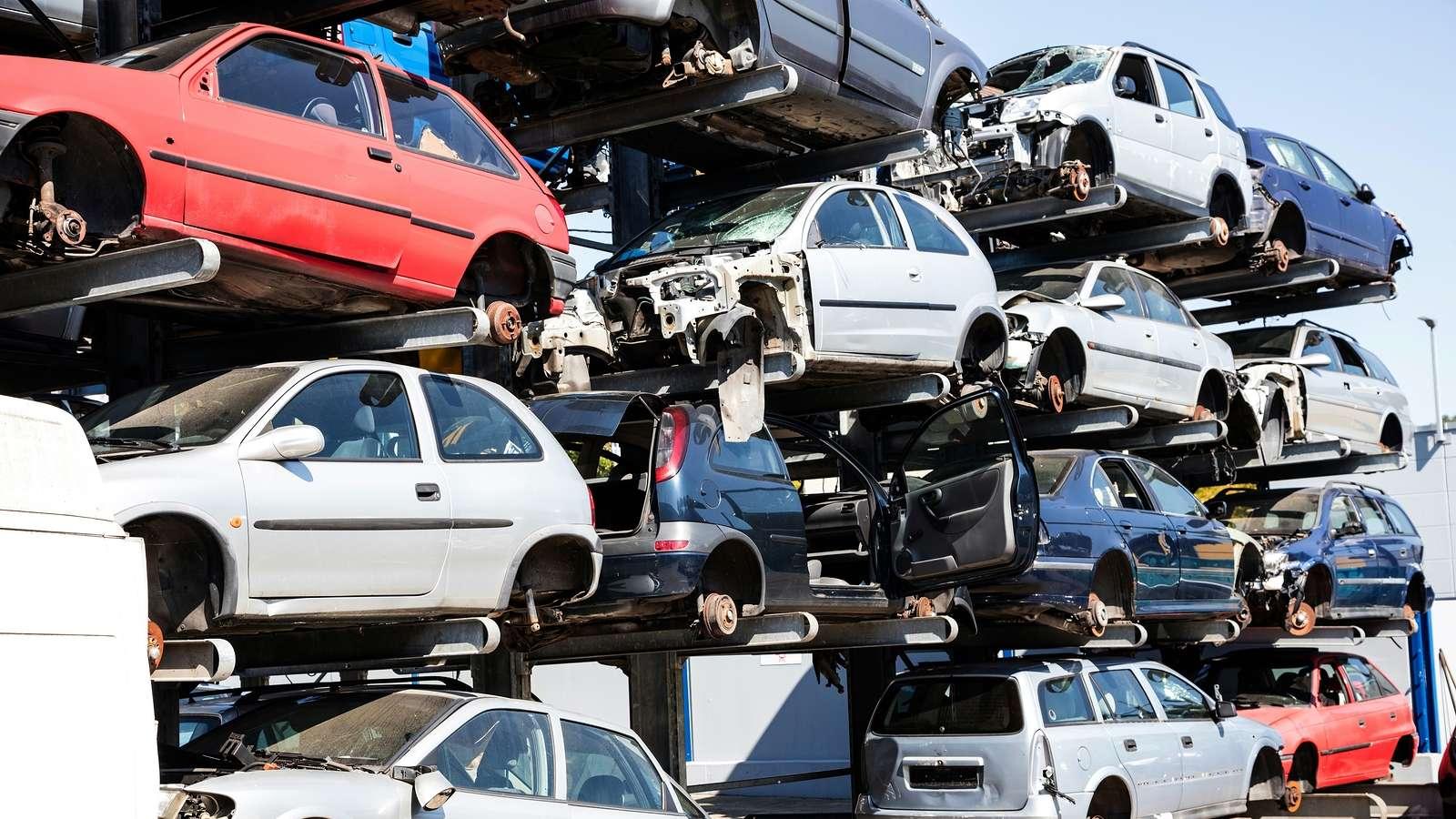 Scrap Metal Buyers, Recycling Center   Reno, TX